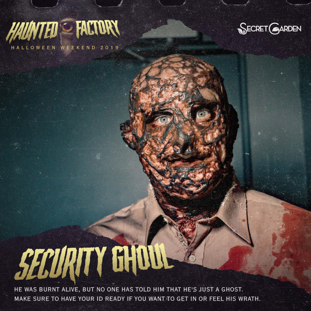Security Ghoul